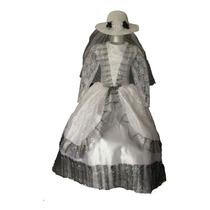 Busca Disfraz Nina Catrina Vestido Dia De Muertos Halloween