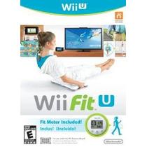 Wii Fit U W / Meter Fit - Wii U
