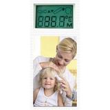 +termometr Infra Rojo Digital Para Frente No Autodiagnostico
