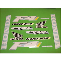 Kit De Stickers Calcomanias Para Moto Honda Cbr 600 F4i