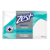 Jabón Zest Antibacterial Frescura Indiviudal 150g
