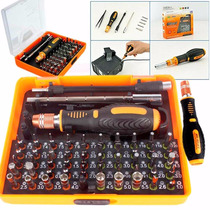 Destornilladores Kit Pc Jakemy 53 En 1 Piezas Screwdrivers