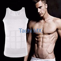 Camiseta/playera Reductora Faja Modeladora/moldeadora Hombre