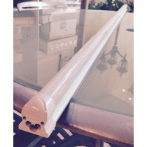 Regleta Led Tubo T8 Foco 18w Gabinete Lampara Integrada