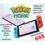 Pokémon Home Pokédex Completa 1935 Pokemon