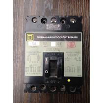 Interruptor Termomagnetico 3 X 70 Amp