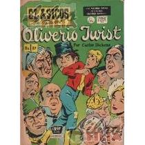Comics Clásicos Ilustrados (1957-1965), Primera Edición
