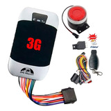 Gps 3g Tracker Localizador Satelital + Sirena