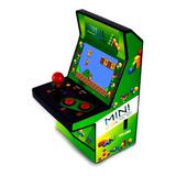 Consola De Videojuegos Mini 8 Bits Classic  Tiger Full