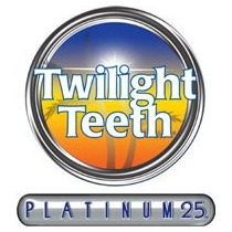 Crepúsculo Dientes Platinum 25 U.v. Acelerado Blanqueamiento