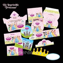 Kit Fiesta Infantil Piñata Recuerdo Mesa De Dulces Candy Bar