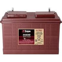 Bateria Trojan 12v 130ah 30xhs Ciclado Profundo Solar