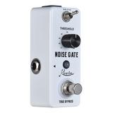 Rowin Noise Gate Reducción De Ruido Pedal De Efectos De
