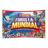 Juegos De Mesa Turista Mundial Original Grande Envío Gratis