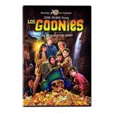 Los Goonies The Goonies Steven Spielberg Pelicula Dvd