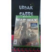 Mad Max Xbox One Nuevo Cambio O Vendo