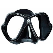 Nuevo Visor Mares Liquidskin Negro Buceo Apnea Snorkel