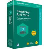 Kaspersky Antivirus 2019 Para 1 Pc + Envio Digital + Regalos