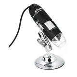 Microscopio Digital Kkmoon Con Aumento De 1600x Y Cable Usb