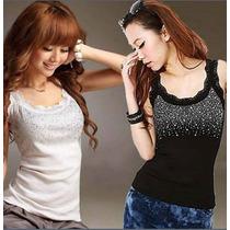 Blusa Moda Coreana, Asiática, Japonesa