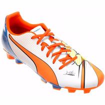 Zapatos Futbol Soccer Evopower 4.2 Pop Fg Puma 103652