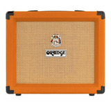 Amplificador Orange Crush Series 20 20w Naranja