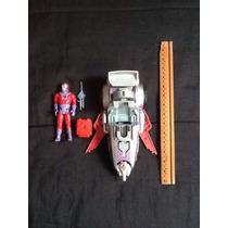 Vehículo Xmen Magneto Y Magnetron
