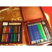 Estuche De Dibujo, Colores, Arte,