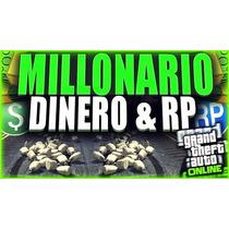 2x1 Dinero,rp Y Todo Desbloqueado Gtav Xbox 360 Lt 3.0