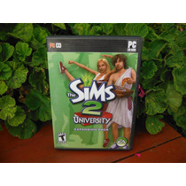 The Sims 2 University Expansion Pack Para Pc