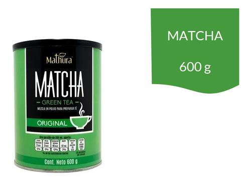 Te Matcha Mathura 600g  Mezcla En Polvo