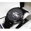 L A C O S T E . Reloj Acero / Caucho Nnn1
