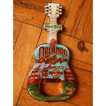 Hard Rock Cafe Iman Guitarra - Orlando