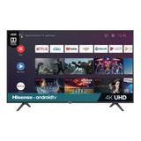 Pantalla Android Tv Hisense 43 4k Asistente Google 43h6570f