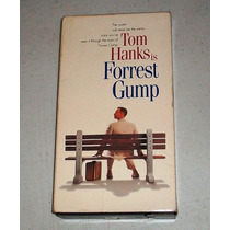 Forrest Gump Video Vhs Robert Zemeckis Tom Hanks