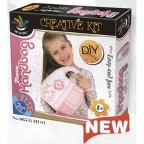 Kit Bolso - D-juguetes Creativos Florido Aprender Aprendizaj