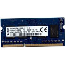2gb De Ram Para Laptop Ddr3l De 1.35v A 1600mhz