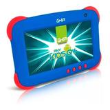 Tablet Kids Ghia Quadcore 1gb 8gb Uso Rudo And 8.1 Azul