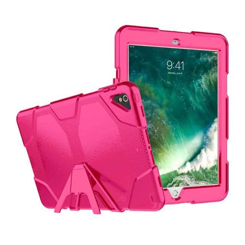 d4d57d2f80a Funda iPad Pro 12.9 Uso Rudo Tipo Survivor Robot Rosa Negro $429 ...