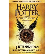 Harry Potter And The Cursed Child. Parts 1 & 2 (tapa Dura)