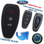 Funda De Silicon Llave Inteligente Ford Escape,fiesta,focus