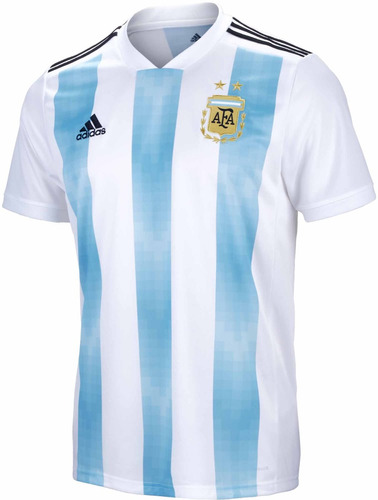 72ebee18eb2e7 Jersey Playera adidas Seleccion De Argentina Local 2018