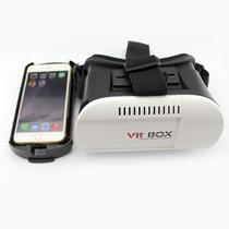 Vr Box Lentes Realidad Virtual Iphone Samusng Lg Nuevos 3d