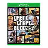 Grand Theft Auto V 5 Xbox One Nuevo Sellado Original Envio G