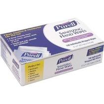 Purell Desinfección Mano Toallitas Individualmente Envuelto