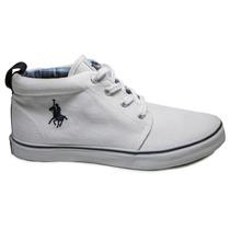 Tenis Zapato Dama Sneaker Modelo Cw-501-01 Polo Club Rcb