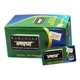 Caja Con 48 Pz Hornet Celulosa Natural Transparente 1 1/4