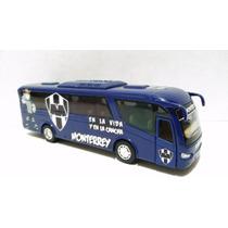 Autobus Irizar Escala Club Rayados Del Monterrey