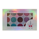 Unicorn Glitter Palette De Beauty Creations 100% Original