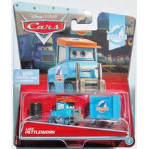 Cars Disney Luke Pettlework. Nuevo Empaque.